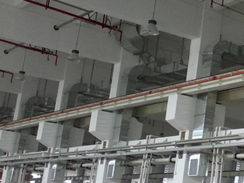 东莞空调净化工程|推荐合格的东莞中央空调安装服务