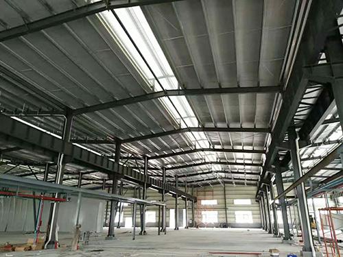 横沥钢结构工程_广东钢结构工程合作哪家可信赖