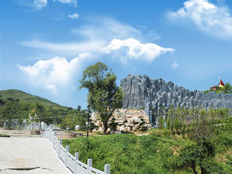 昌乐周末去哪玩,青州周末去哪玩,王府溪谷漂流