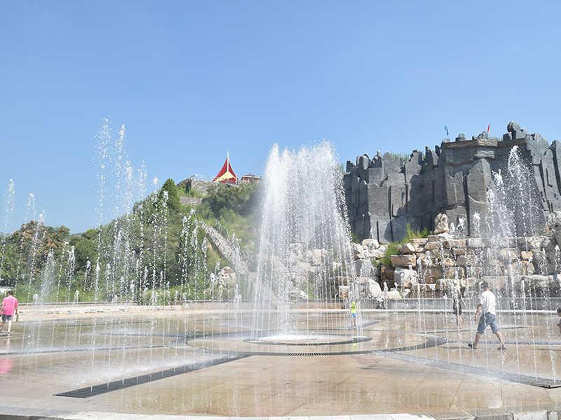 星空漂流景區-可信賴的青州周邊游提供