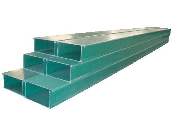 河北智凯槽式玻璃钢电缆桥架 模压阻燃电力电缆桥架厂家批发