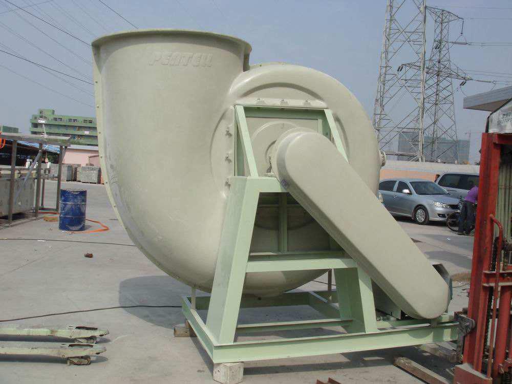 价格合理的低噪声玻璃钢屋顶风机 DWT轴流式风机厂家