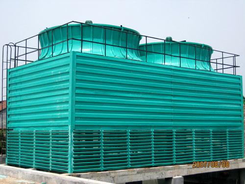 智凯定做方形玻璃钢冷却塔 质优价廉逆流式冷却塔填料现货供应