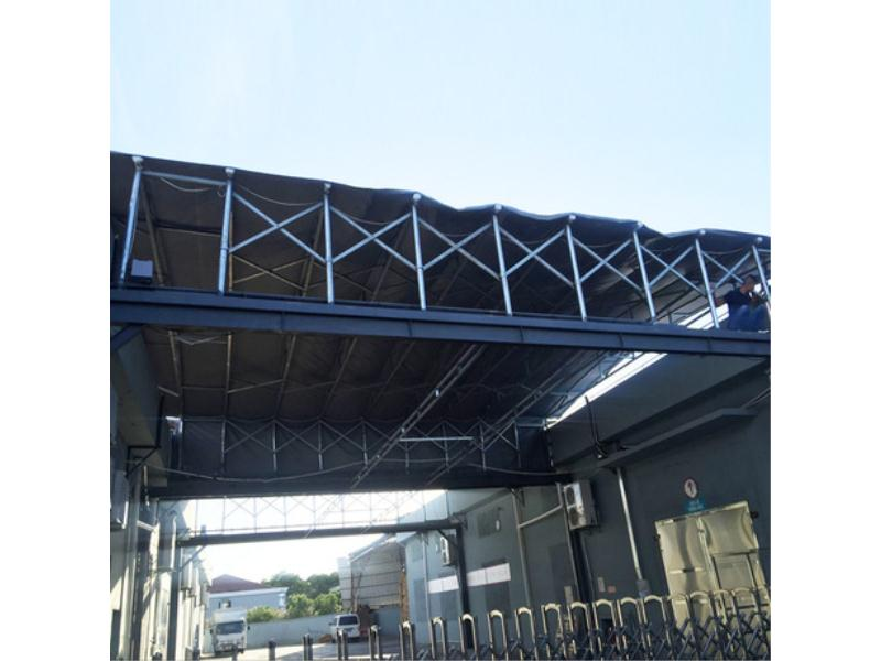福州伸缩棚厂家-福建专业的伸缩棚公司