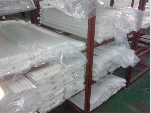 供应广东优质的铁氟龙棒——甘肃铁氟龙棒
