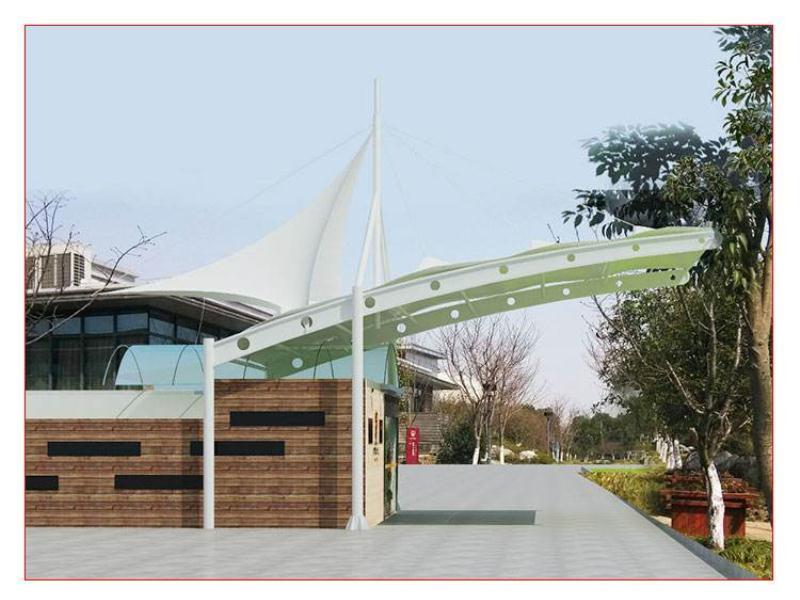 遮阳棚安装 福建专业的遮阳棚公司