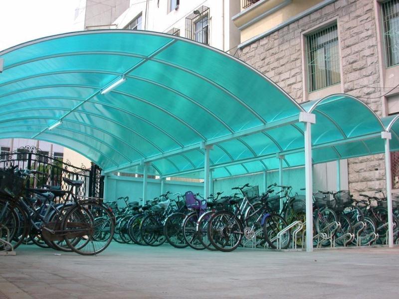 自行车停车棚