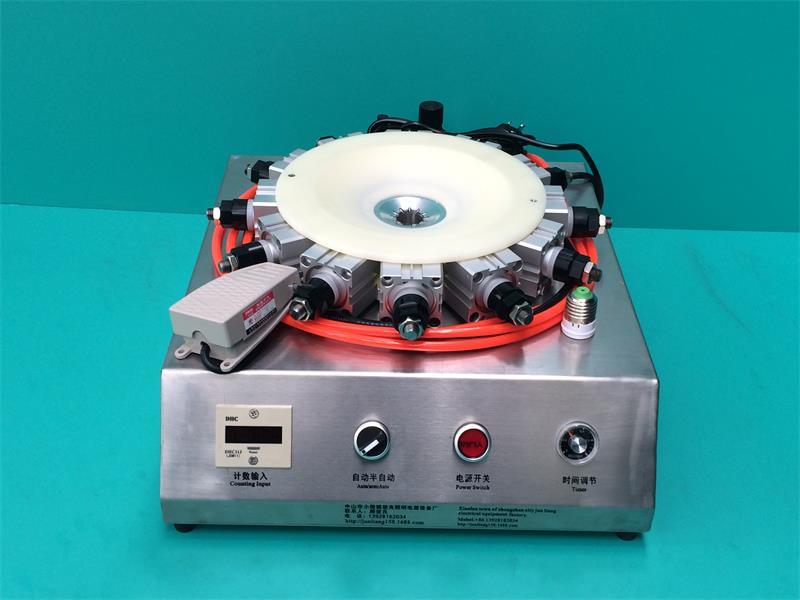 长期供应 e27自动灯头机 灯头锁紧机 箱体式自动灯头机