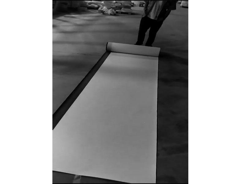汇昌防水材料供销非沥青基自粘胶膜防水卷材【供应】|预铺非沥青基自粘胶膜防水卷材无砂价格
