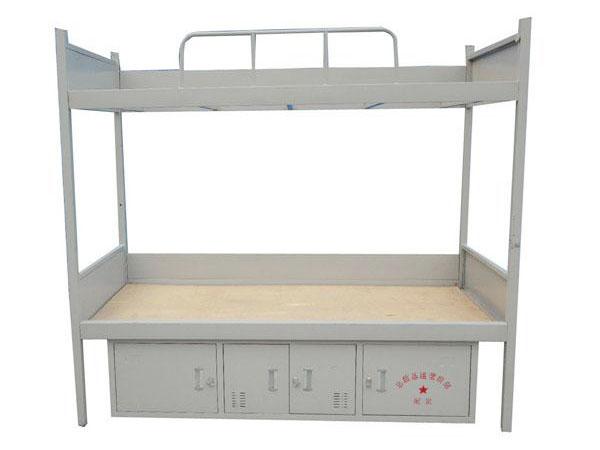 湛江铁架床厂家-质量硬的宿舍铁床推荐给你