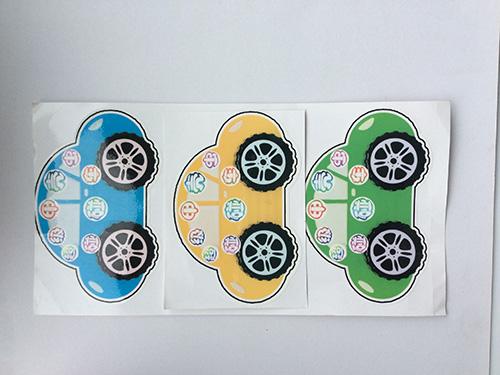 玩具贴纸供应-玩具贴纸制造厂家,推荐润美印刷