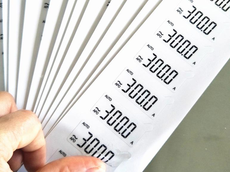 靜電膜貼紙價格-靜電膜貼紙生產廠家,推薦潤美印刷