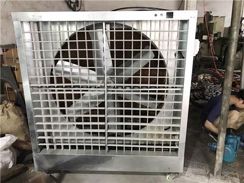 负压降温风机哪家好 纬森节能环保设备提供品牌好的镀锌板负压风机