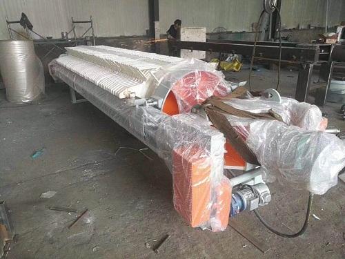 固液分離壓濾機供貨廠家-壓濾機商