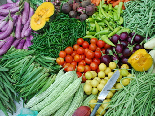 樟木头蔬菜零售配送-供给东莞物超所值的蔬菜