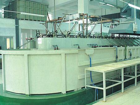 深圳电镀设备供应商|香钢环保工程专业的东莞电镀设备出售