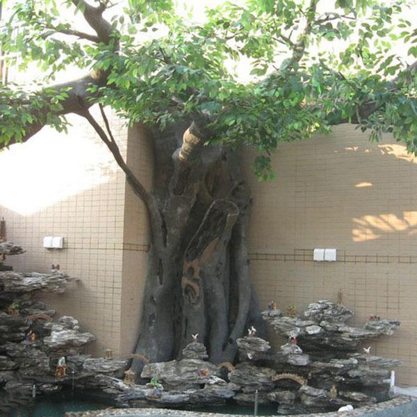 东莞实惠的仿真假树价格,室内仿真假树