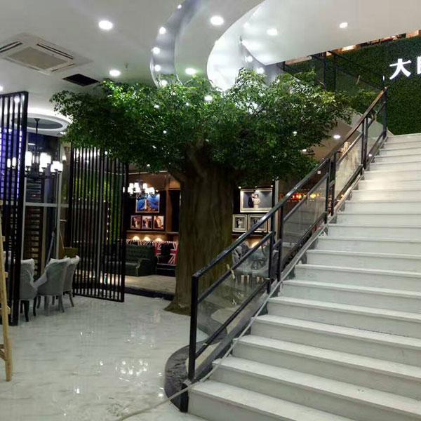 来绿阁工艺,买实惠的仿真假树-仿真假树供应