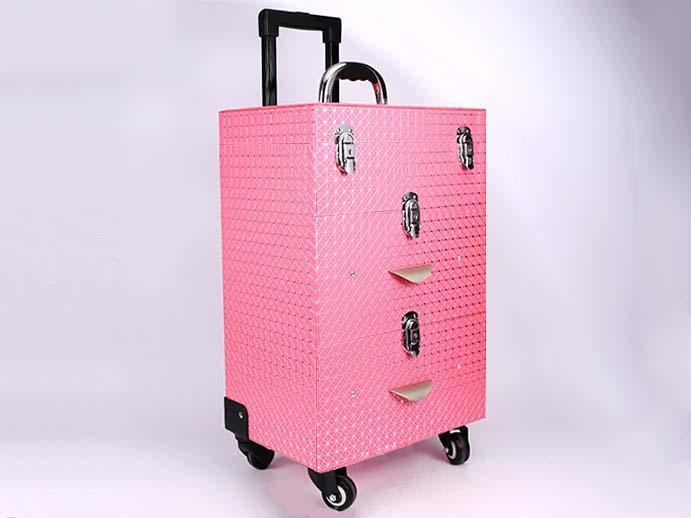 东莞美易达提供有品质的美容美发箱定制服务-广东美容美发箱订做