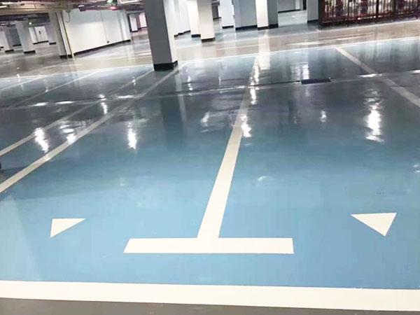 水性地坪漆案例-水性地坪漆商