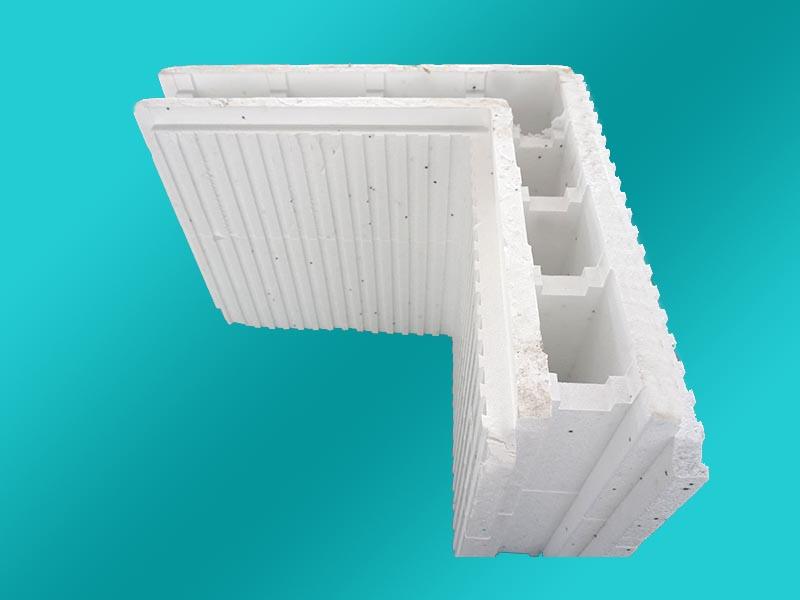 优惠的EPS建筑节能模块哪里买-空腔块建房流程