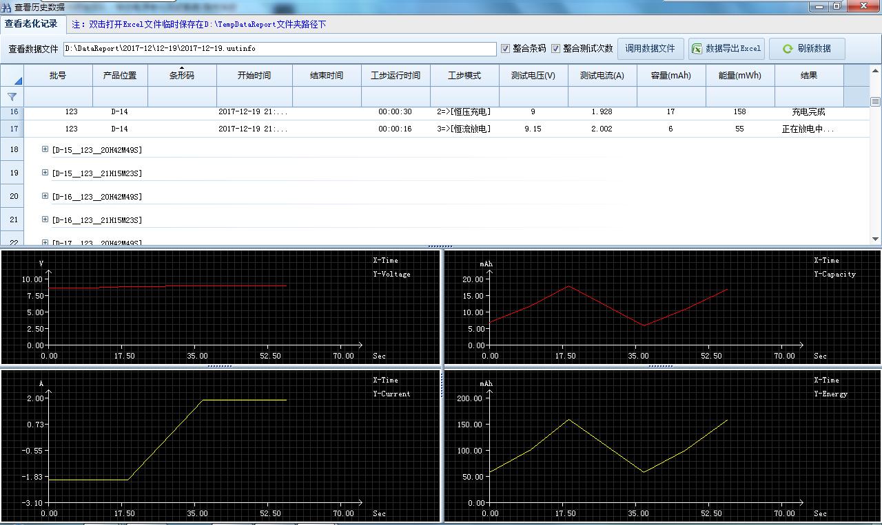 移动电源老化测试价格|供应富恒科软件划算的移动电源老化测试系统
