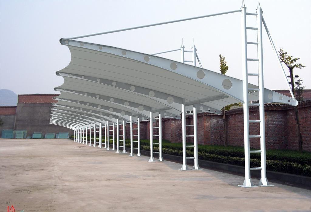 武汉膜结构车棚