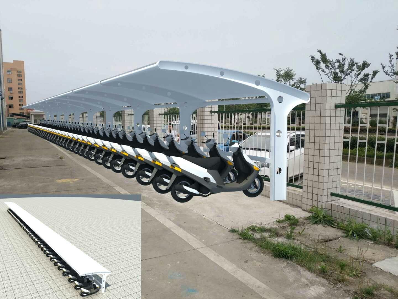 膜结构车棚生产厂家