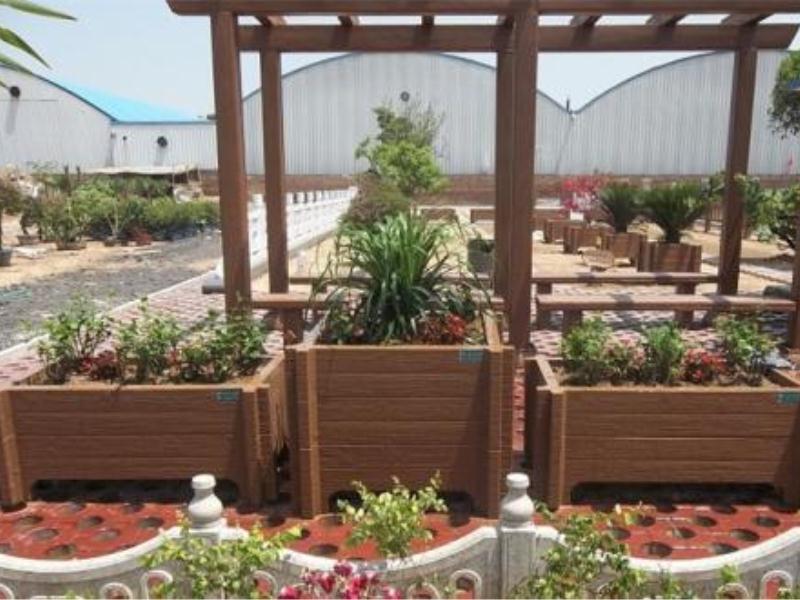 仿木花箱厂家-哪里有卖有品质的仿木花箱