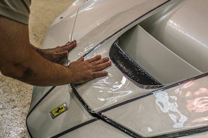 中山漆面隱形車衣|德馳汽車供應有口碑的專業汽車貼膜保養