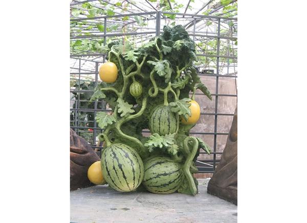 仿真蔬菜水果雕塑