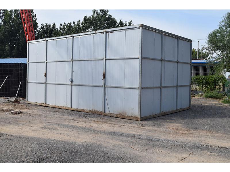 专业生产安装板房模具——移动板房模具