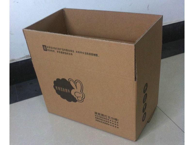 常规纸箱生产_广州睿德纸制品瓦楞纸箱坚固耐用
