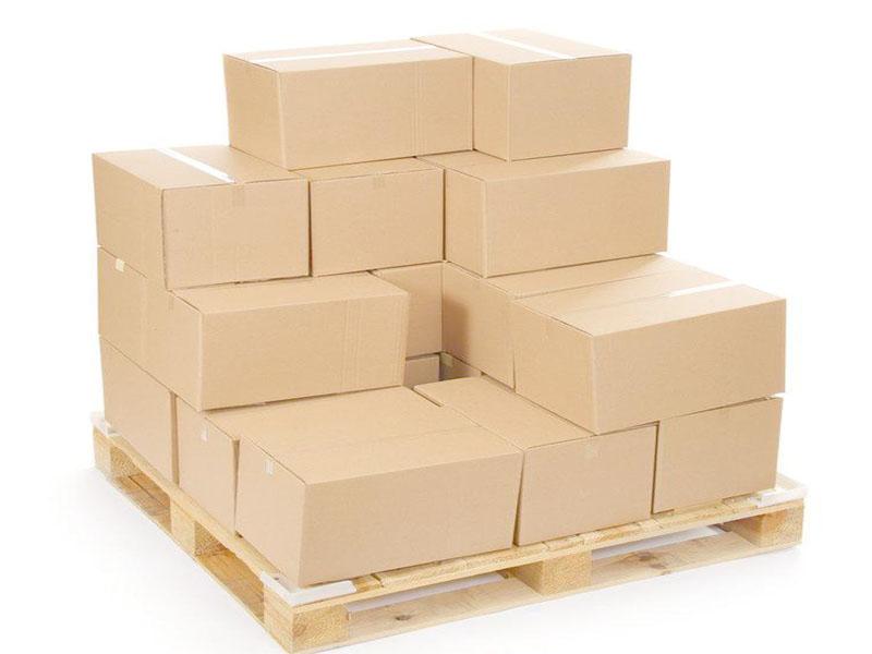 广州睿德纸制品瓦楞纸箱坚固耐用 见坑纸厂家