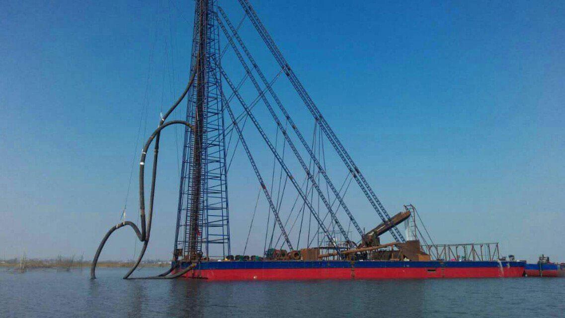 值得一看:钻探式抽沙船报价,钻探式抽沙船供应商,永胜