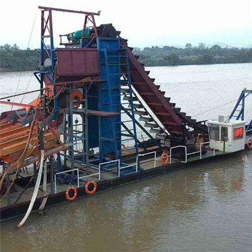 订购挖沙淘金船-销量好的挖沙淘金船价格怎么样