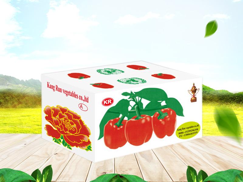 通用蔬菜纸箱-个性蔬菜专用纸箱订做