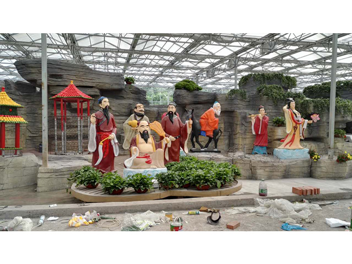 生态景观农业园设计-潍坊农业生态园区厂家推荐