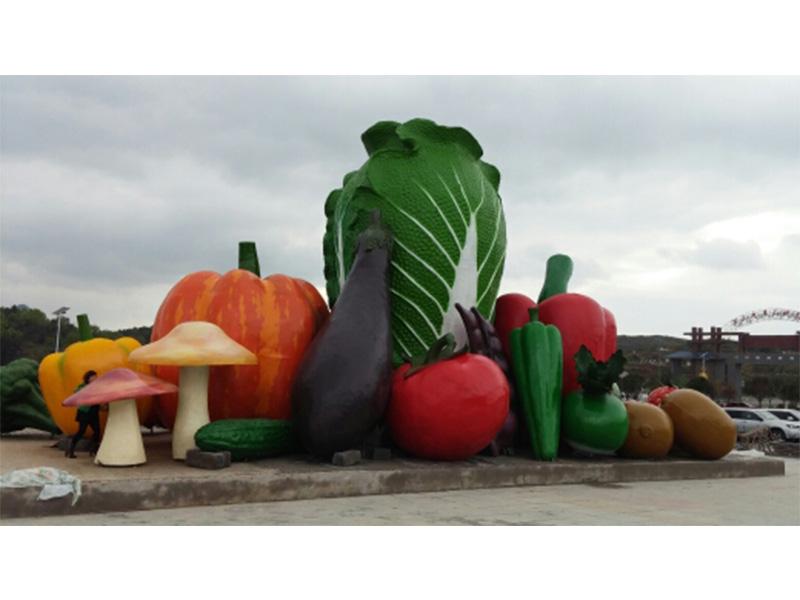 【還好遇見你~】出售水果蔬菜雕塑,水果蔬菜雕塑供應商