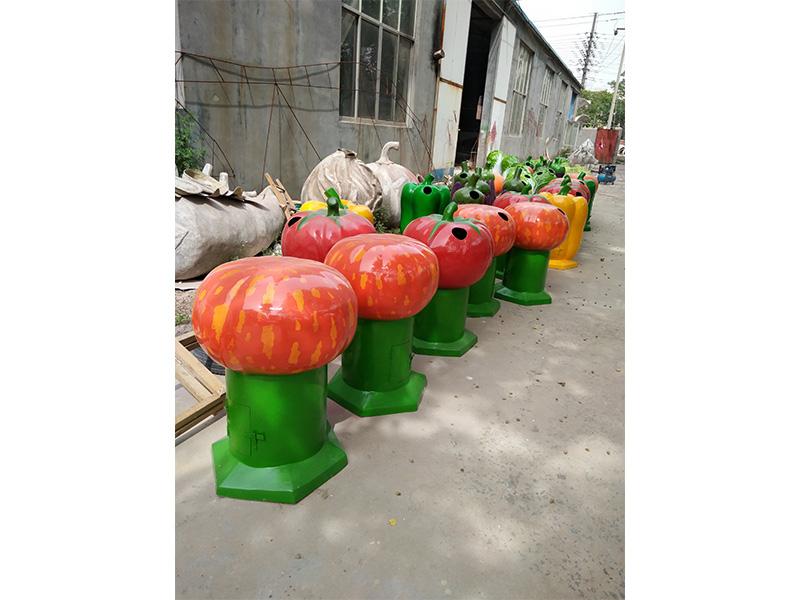 蔬菜清洁桶报价-想要造型好的蔬菜清洁桶就到农圣蔬菜文化产业