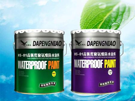 哪里賣油性聚氨酯防水涂料-東營油性聚氨酯防水涂料知名廠商