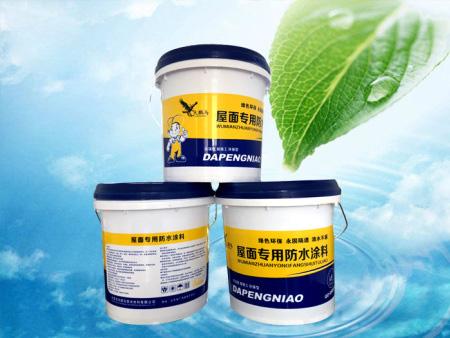 屋面专用防水涂料代加工-山东声誉好的屋面专用防水涂料厂商推荐