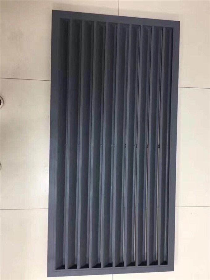 南城铝合金出风口厂商-广东高品质铝合金出风口供应