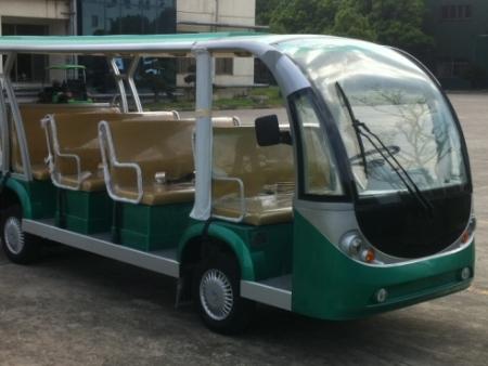 山東高質量的電動旅游觀光車,電動觀光旅游車廠家