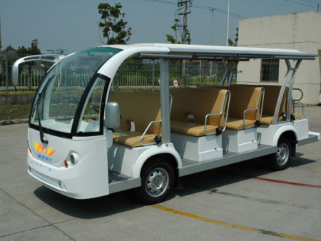 山东电动巡逻车-买好的电动观光车当然是到青岛沃顺达工贸了