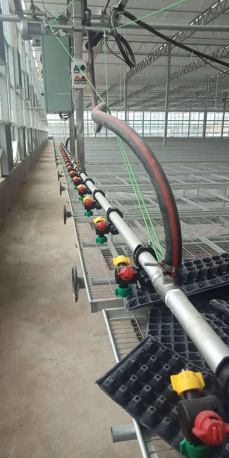智能温室/施肥灌溉系统