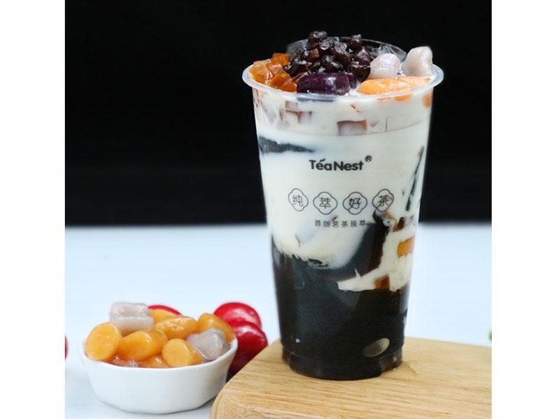 漳州茶饮-可靠的Ψ 茶巢加盟推荐