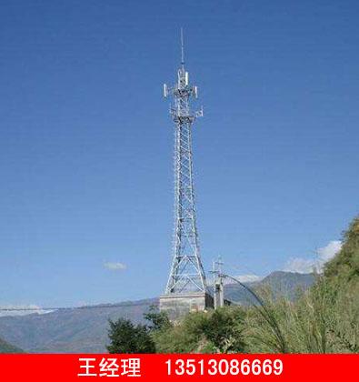 声誉好的角钢通讯塔供应商当属润达_角钢通讯塔厂家供应