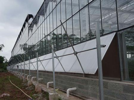 经验分享——观光智能温室价格【花卉智能温室设计**公司】