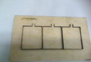 激光木板刀模